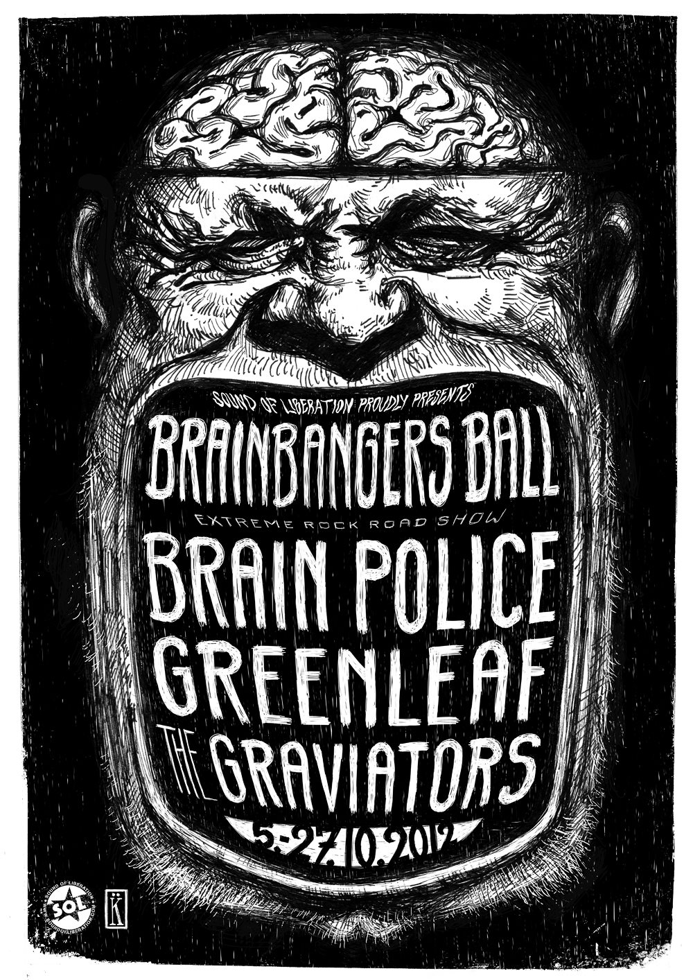 Brainbangers Ball Vol.2
